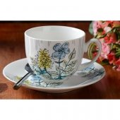 Ceasca ceai portelan - V and A Wild Flowers Tea Cup and Saucer