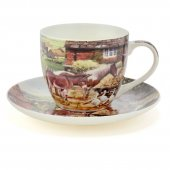 Ceasca de ceai - Country Life Cup And Saucer