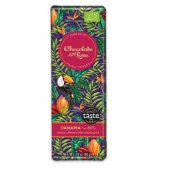 Ciocolata neagra  80% - Chocolate and Love - Panama - Organic - 40g bar