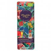 Ciocolata neagra 70% cu rodie  - Chocolate and Love Organic 40g bar