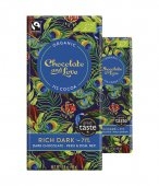 Ciocolata neagra 71% - Chocolate and Love -  Organic 80g bar