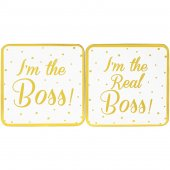 Coaster - Boss and Real boss
