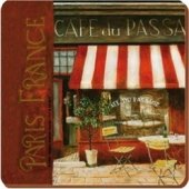 Coaster - Cafe Du Passage
