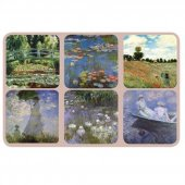 Coaster - Claude Monet