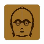Coaster - Star Wars C3PO