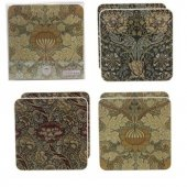 Coaster - William Morris Floral
