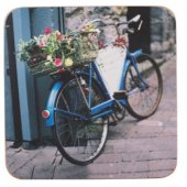 Coaster patrat - Vintage Bike
