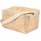 Cos picnic - Wicker Lunch Box