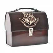 Cutie - Tin Tote Domed - Harry Potter Hogwarts Crest