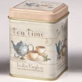 Cutie ceai - Tea Time Tin 50g