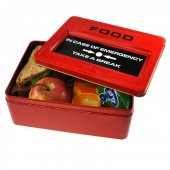 Cutie pranz - Take A Break - Fire Alarm Shaped Food Tin
