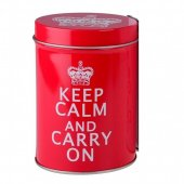 Cutii depozitare alimente - Keep Calm and Carry On Small