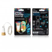Dop cu luminite - Multicolour String Bottle Light