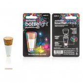 Dop led  pentru sticla - Multicolour Bottle Light