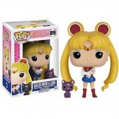 Figurina - Sailor Moon & Luna