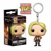Figurina breloc - Annie Leonhart-Attack on Titan