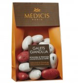 Gianduja Pebles 150g