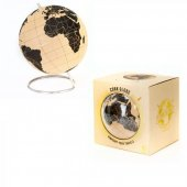 Glob pamantesc - Small Cork Globe