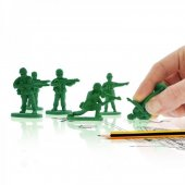 Guma de sters - War On Errors - Toy Soldier Erasers
