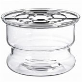 Incalzitor cana - Ceylon Glass Tea Warmer