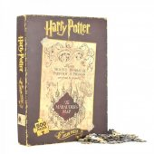 Jigsaw Puzzle 500 Pieces - Harry Potter Marauders Map