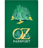 Jurnal - Oz Passport Notebook
