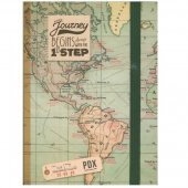 Jurnal - Photo Notebook Map