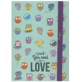 Jurnal - Photo Notebook Owls