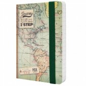 Jurnal - Photo Notebook S - Map