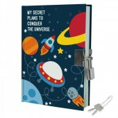 Jurnal cu lacat - My Secret Diary - Universe