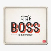 Mousepad - Boss