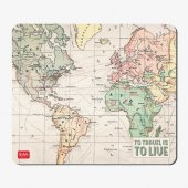 Mousepad - Travel