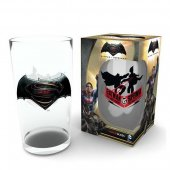 Pahar - Batman Vs Superman Logo Large