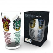 Pahar - Harry Potter House Crests Large