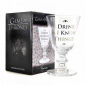 Pahar pentru vin - Game Of Thrones Drink And Know Things