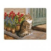 Placemat - Cottage Cat Tablemat
