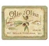 Placemat - Olio D`oliva Tablemat Large