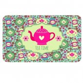Placemat - Tea Time Pink Tablemat