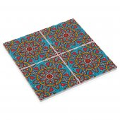 Placemat ceramic - Tile Trivet I