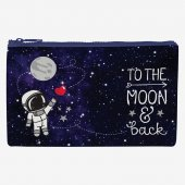 Portofel accesorii - To The Moon And Back