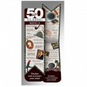 Semn de carte - 50 Best Bookmark - Classics
