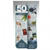 Semn de carte - 50 Best Bookmark - Modern Classics
