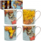 Set 4 cani - World Traveller