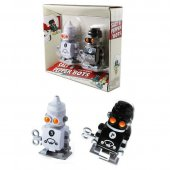 Set 2 solnite - Salt And Pepper Robot Set