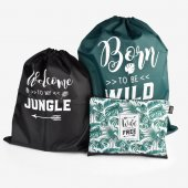 Set accesorii de calatorie - Jungle