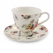 Set ceasca si farfurioara - Summer Daisy Cup and Saucer