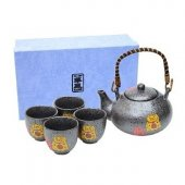 Set de ceai 5 piese - CV Tea Set Lucky Cat