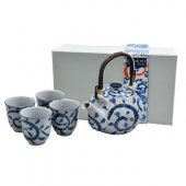 Set de ceai 5 piese - Honten Teapot and Cups Tea Set I