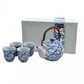 Set de ceai 5 piese - Honten Teapot and Cups Tea Set II