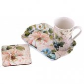 Set pentru ceai - Beautiful Garden Tea Time